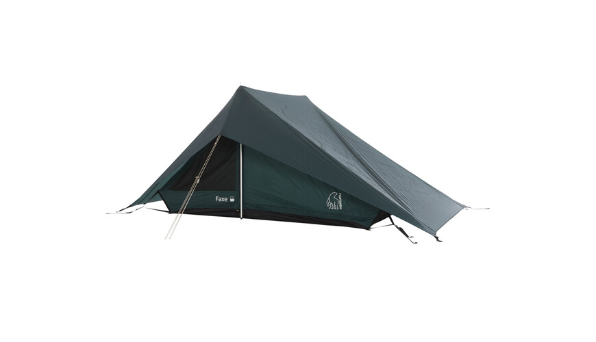 Nordisk Faxe 2 SI tent petrol
